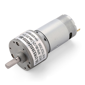DS-37RS395 37mm dc gear motor
