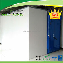 More than 70dB Customized size rf shielding cage Shielding enclosure