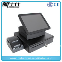 HZ-4680 15 inch pos machine pos billing machine price