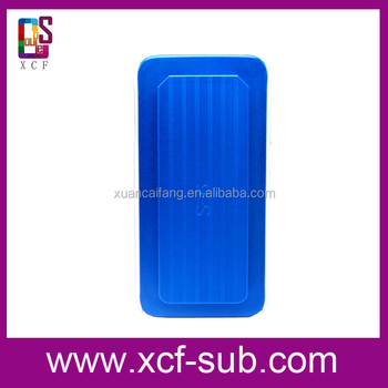 3D Sublimation mould for Iphone5 blank phone case