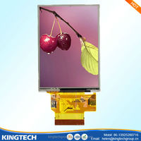 2.4 inch industrial touch screen lcd 240X320 ILI9341 driver