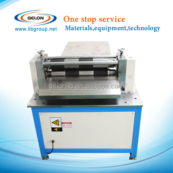 lithium ion battery electrode plate Intermittence Cutting Machine