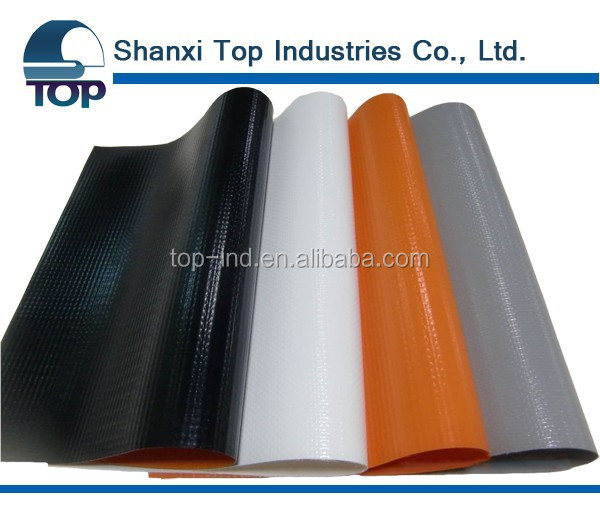 PVC Tarpaulin 1000D for inflatable boat,anti UV & flame