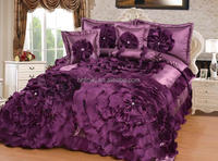 Luxury european-style bedding set,7-piece set,Foreign trade bedding set