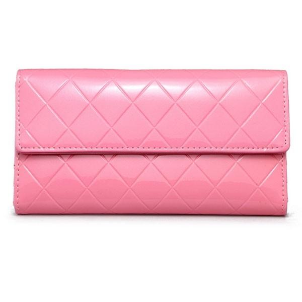 Ladies Slim Magic Fashionable wallet diamond women genuine leather wallet