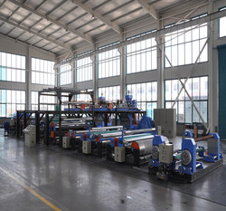 Hot sales LDPE PP EVA EAA extrusion coating machine extrusion laminating machine