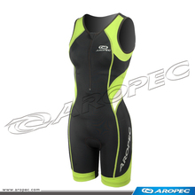Lion Lady Triathlon Short John One Piece Lycra running Suit