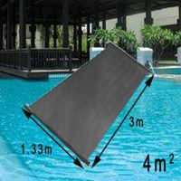 Polypropylene pool solar heating , EPDM solar pool collector