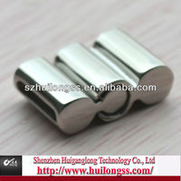Stainless steel unique jewelry clasps