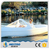 High Quality Water Bicycle Pedal Boats For Sale