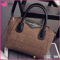 wholesale from china lady handbags and designer studded handbag