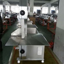 The Best quality frozen fish cutting saw/home meat cutting machine for sale