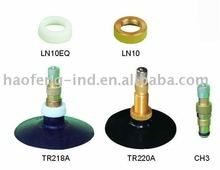 TR218 series Rubber coverd Air-liquid tube truck tire valve