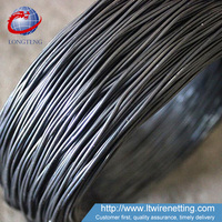Black twist tie wire 1x2 manufacturer/ concrete tie wire