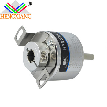 hengxiang 6mm rotary encoder K38 Hollow Shaft Elevator Door Encoder Rotary Incremental Sensor GZT4-GHT4