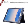 factory price hand-made luxury folio back stand smart cover for ipad 4 case for ipad air 3 9.7 inch