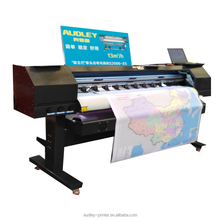 Audley S2000 190cm or 6ft one head fast speed Automatic digital Eco Solvent Printer Price