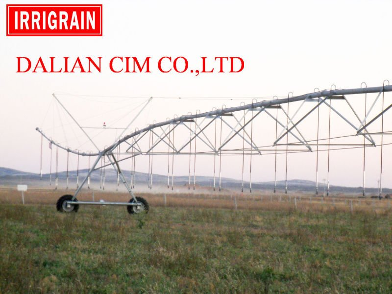 farm pivot irrigation system