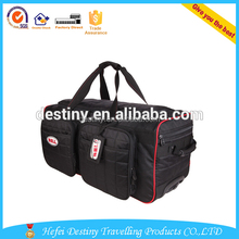 high quality heavy-duty large custom sky travel time trolley bag