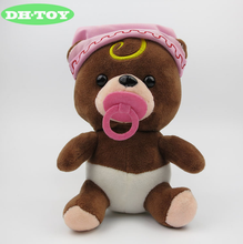 Hot Selling Lovely Baby Bear Cheap Custom Organic Plush Toys