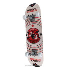28inch chinese maple custom deck skateboard parts