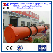 For drying Slag, coal, silica sand, Rotary dryer by China manufacture
