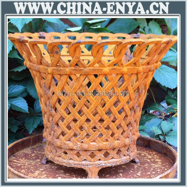 Steel Fire Pit Basket