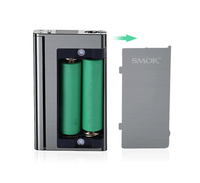 Newest arrival real temperature control smok xcube ii box mod best selling x cube e-cigarette 160w cheap price