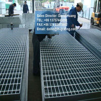galvanized structure grating,galvanized steel grating standard size