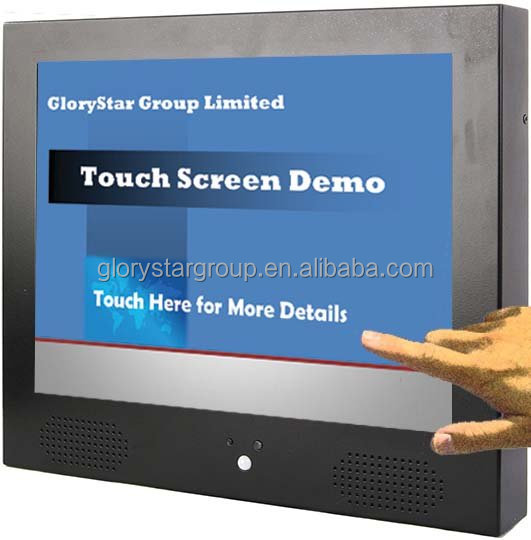 lcd tv square monitor screen displays 15 Inch LCD