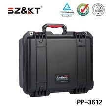 Military Plastic Tool Box Plastic Packaging Case