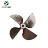 High Precision Small Surface Boat Engine Ship Propeller