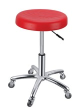 New design saddle chair, beauty salon saddle stool