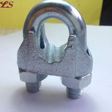 DIN741 fastener drop wire clamp