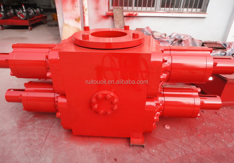 API-16A LWS Type Double Ram Blowout Preventer/BOP