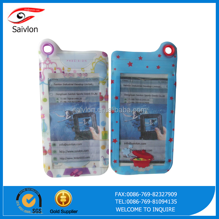 Easy To Operate Closed Strong Universal Cell Phone Waterproof Case