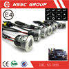 Factory Supply LED Daytime Running Light, led daylight driving lights for universal car with e4 r87