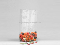 Bopp Polypropylene Food FDA Cookie Candy Treat Bags