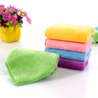Wholesale colorful roll towel fabric for car cleaning