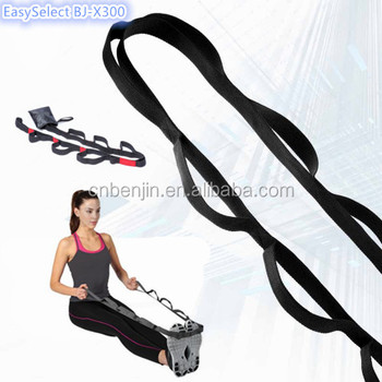 Yoga Assistant Tools Strength Training Yoga Exercise Resistance Bands