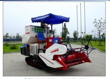 China best easy to use grain wheat combine harvester