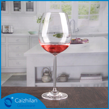 wide mouth wine glass
