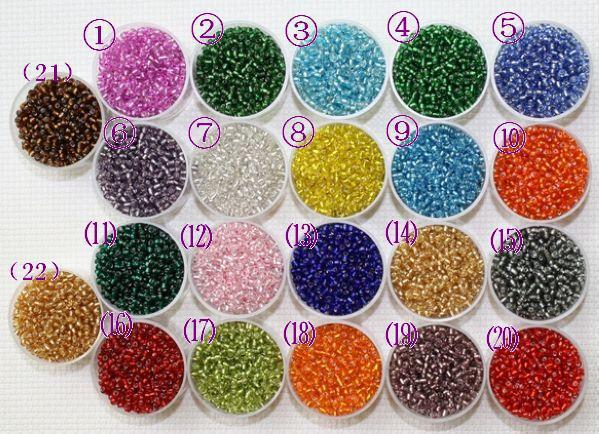 Fashion loose japan miyuki Pony beads factory