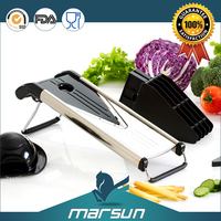 Best Quality As Seen on TV Palstic Durable Food Safe Material Kitchen Slicer Dicer