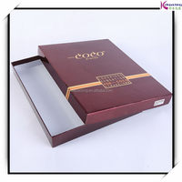Direct Factory Price First Choice folding rigid paper box packaging