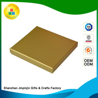factory suppliper 210gsm-400gsm White Card Paper gift jewelry card box for wallets