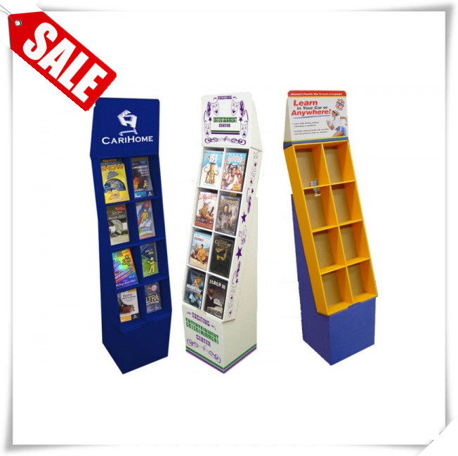 Brand new soap display boxes pop plastic toy display shelf