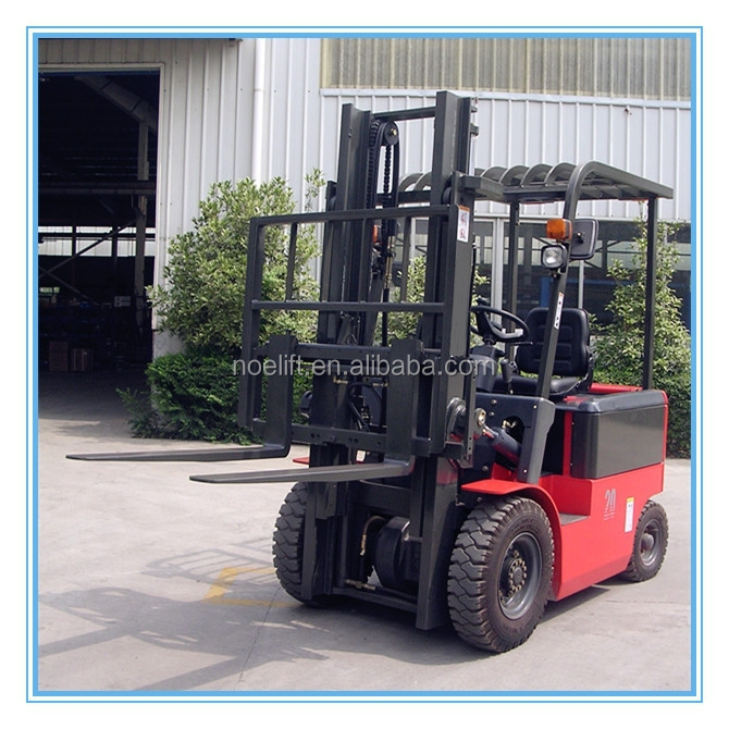 japan toyota battery forklift 1500kg battery 4 wheels forklift truck for sale