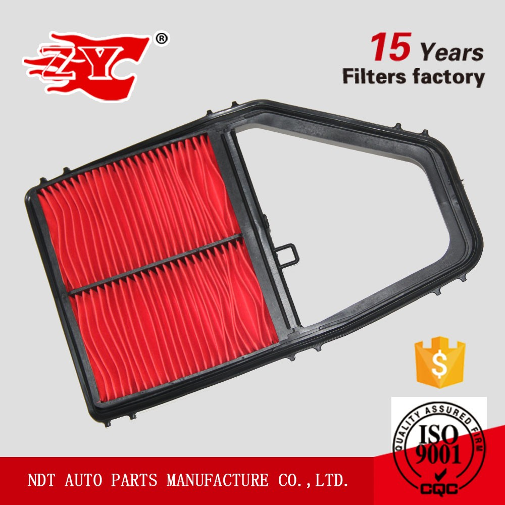 Top 10 factory price Auto car air filter 17220-PLC-000 with OEM Service