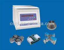 TDD5M Low-speed Centrifuge with swing rotor 4*250ml